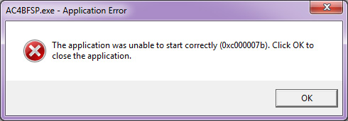 ۰xc000007b_application_error