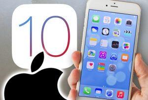 ویژگی های IOS 10 (آیفون 10)