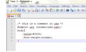 نحوه استفاده از دستورات css در Html